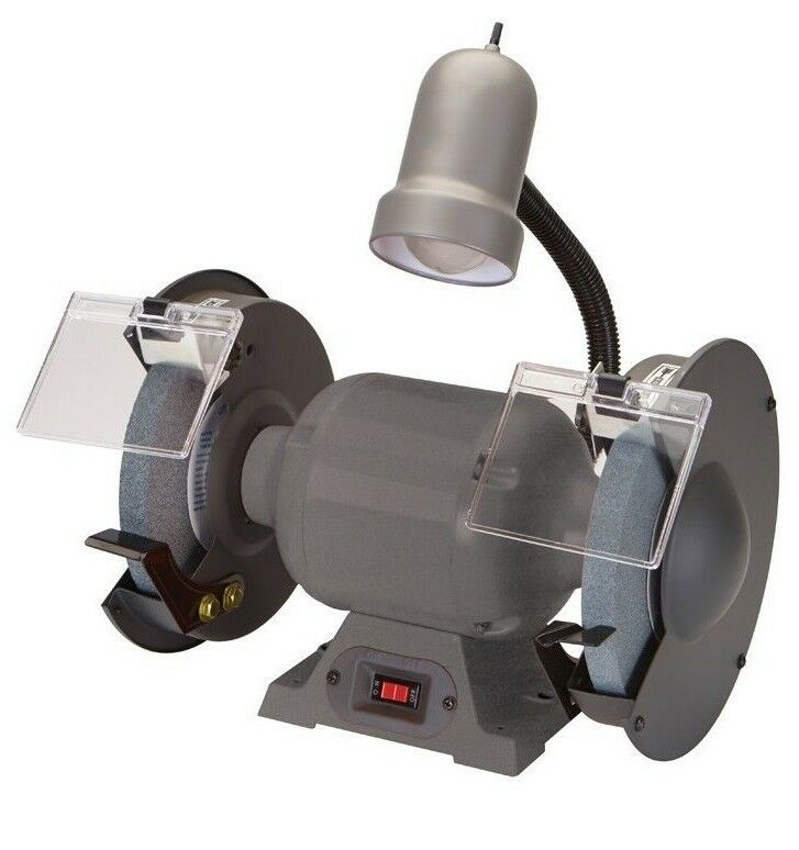 New Professional Grade 8 Quot Bench Top Grinder With Flexible