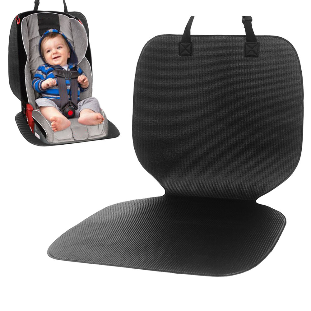 universal baby safety car seat protector mat waterproof anti slip cover cushion ebay. Black Bedroom Furniture Sets. Home Design Ideas
