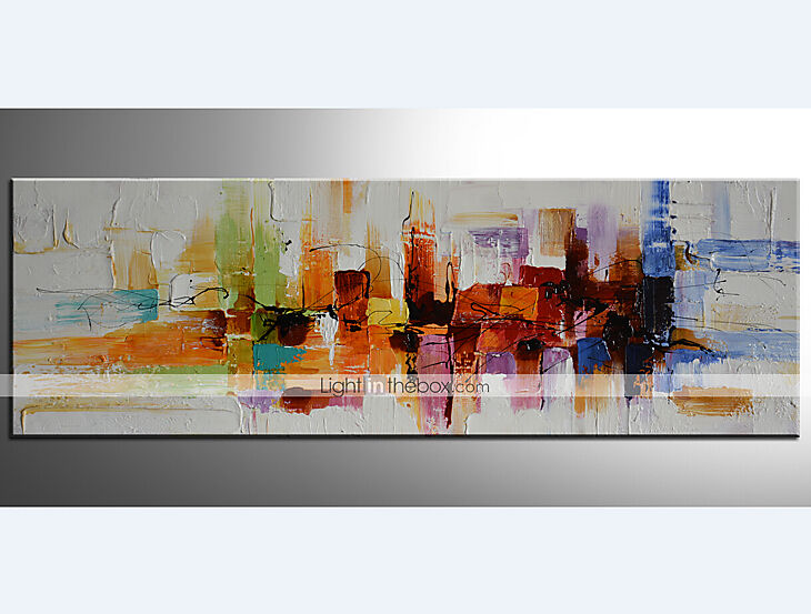 Hot sell modern abstract hand painted on canvas wall decor for Sell abstract art online