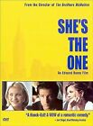 Shes the One (DVD, 2000)