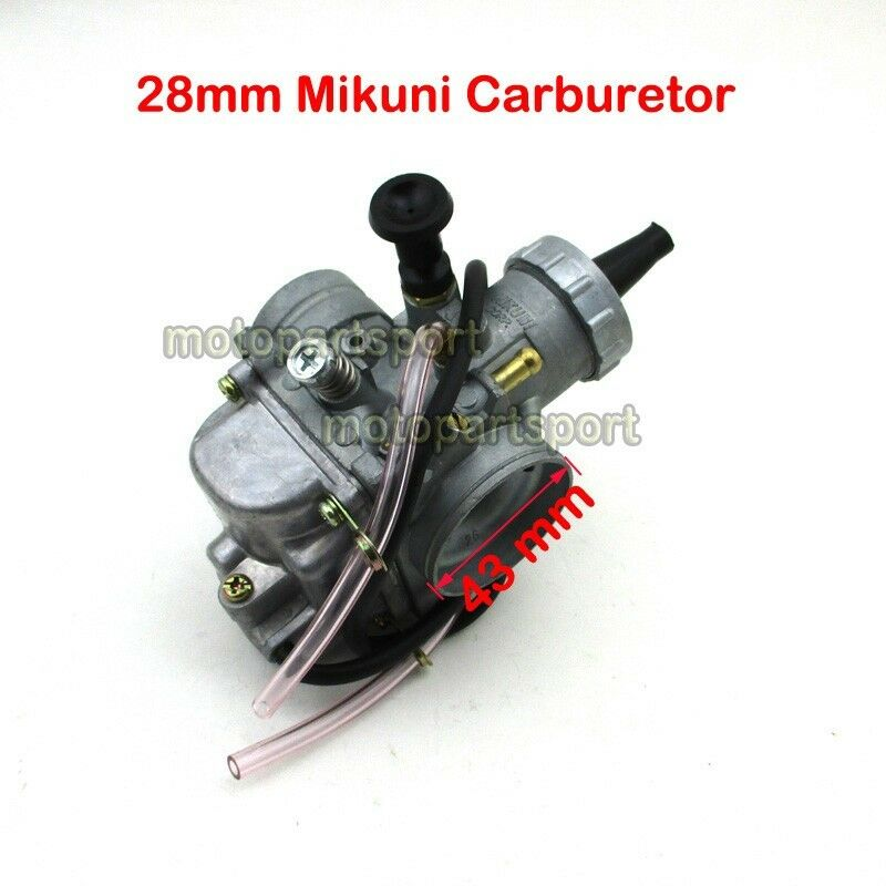 mikuni 28mm carburetor for yamaha yz80 blaster 200 yfs200 1988 2001 dirt bike ebay. Black Bedroom Furniture Sets. Home Design Ideas