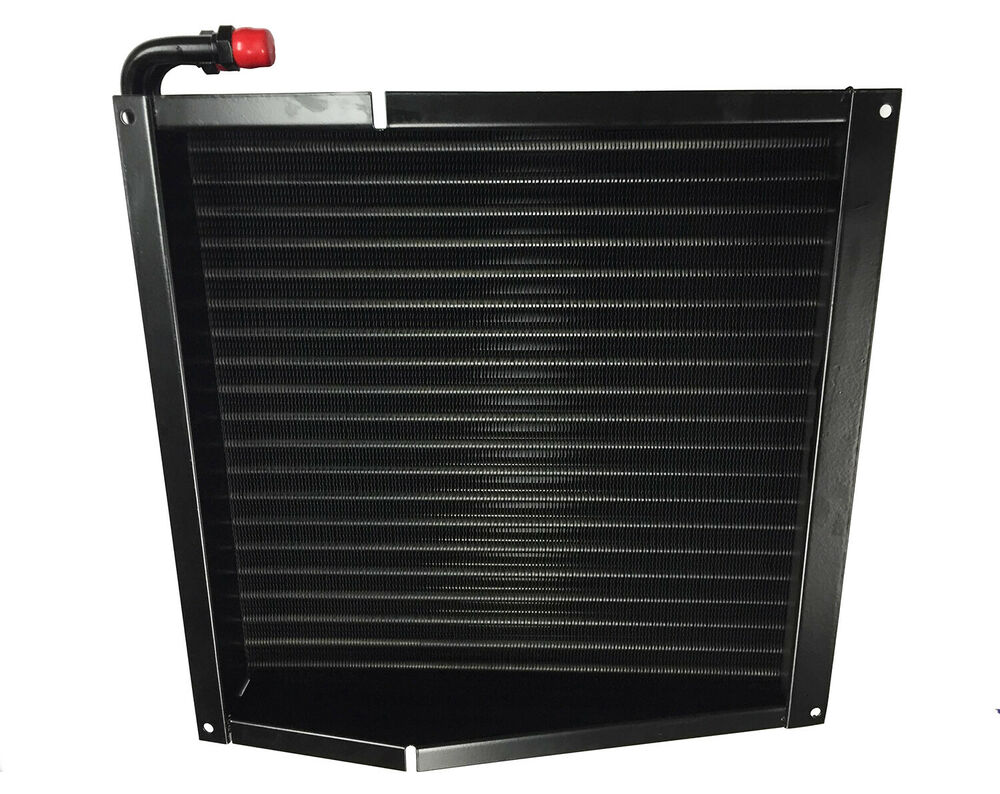 Heavy Equipment Hydraulic Oil Coolers : New hydraulic oil cooler case ih skid steer loader c