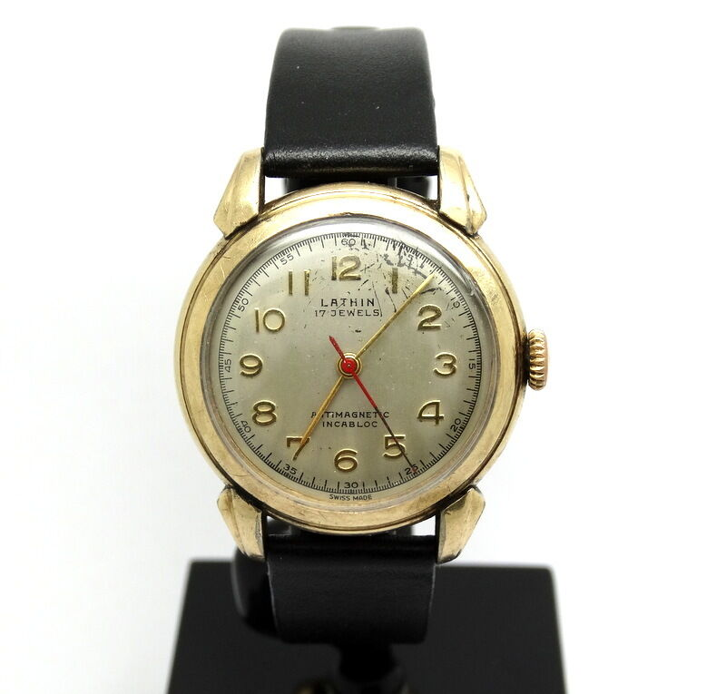Certified Pre-Owned Lathin Watch Collection