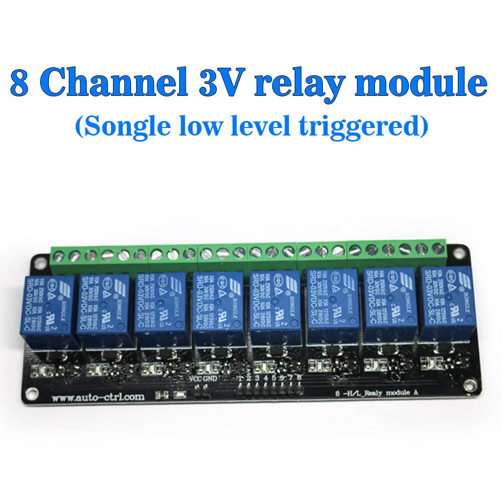 Current Level Relay Sm115