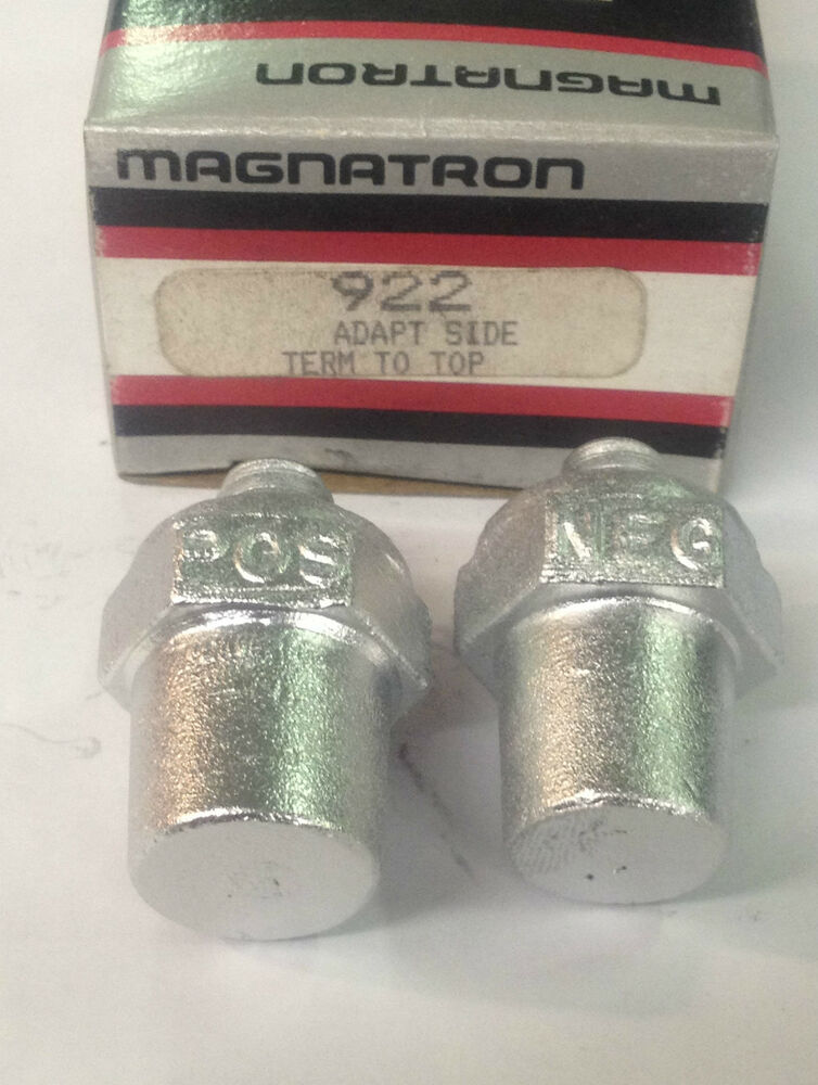 New Magatron 922 Kit Side To Top Mount Battery Post