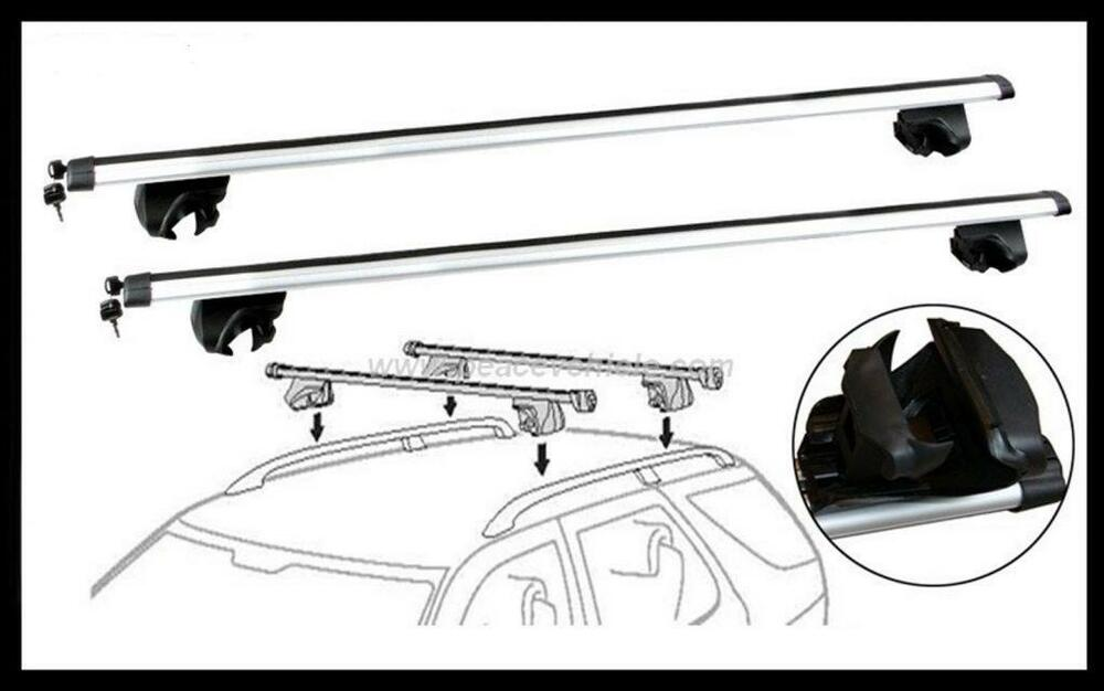 new cross bar roof rack mercedes c200 wagon 2010 2014. Black Bedroom Furniture Sets. Home Design Ideas