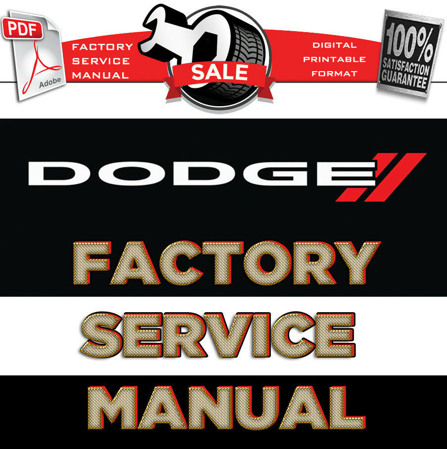 dodge grand caravan 2008 2009 2010 factory repair service manual workshop ebay. Black Bedroom Furniture Sets. Home Design Ideas