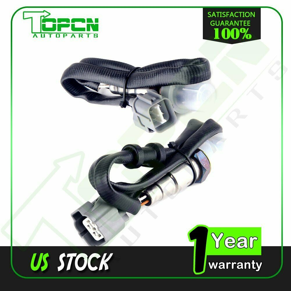 Acura Ilx 13 14 Cl Rl Mdx Honda Odyssey Pilot Ridgeline: 2 Replace Upstream&Downstream 02 O2 Oxygen Sensor For