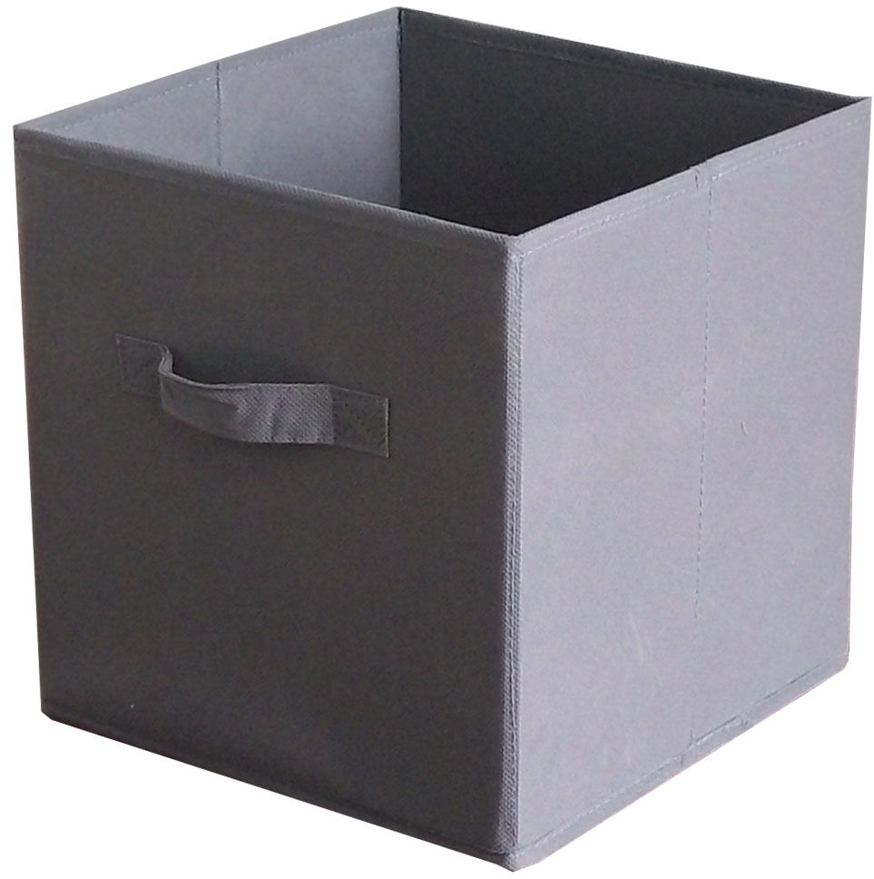 Storage bin closet toy storage box container organizer for Fabric storage