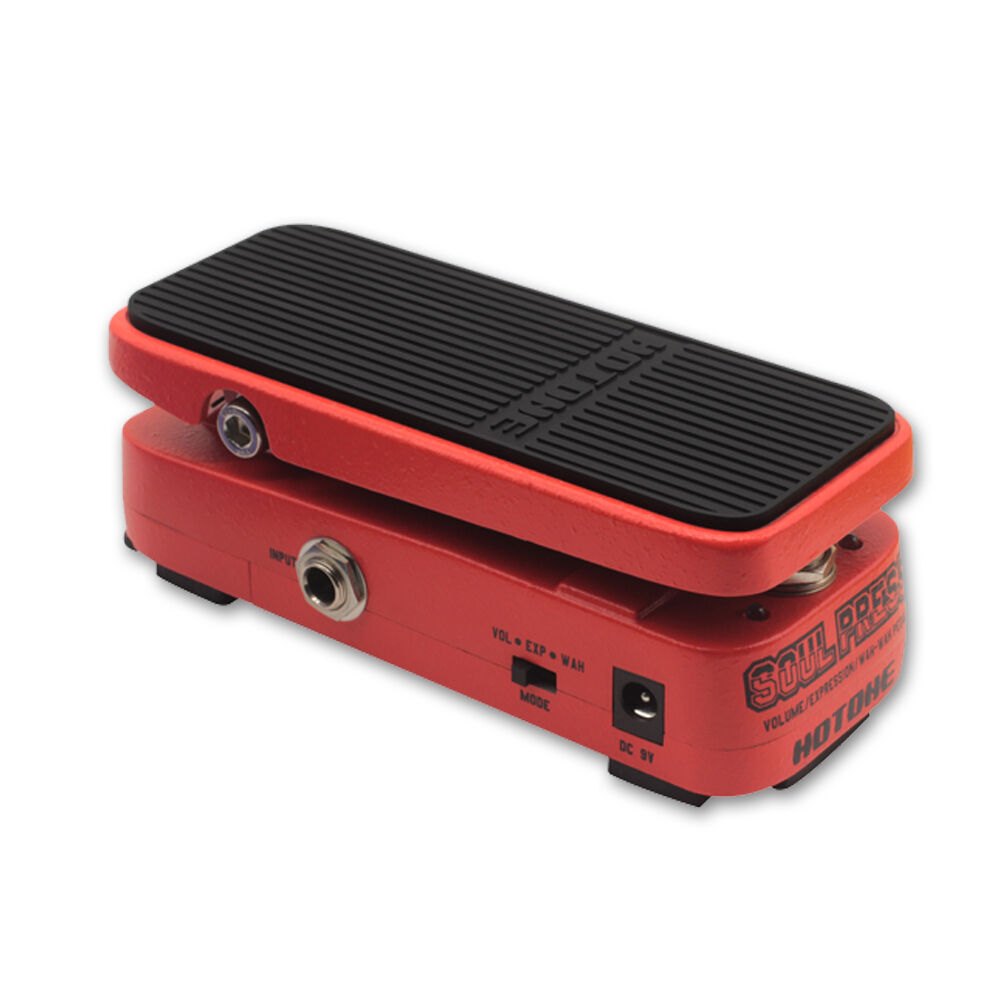 new hotone soul press volume expression wah guitar pedal multi functional pedal 6959473904015 ebay. Black Bedroom Furniture Sets. Home Design Ideas