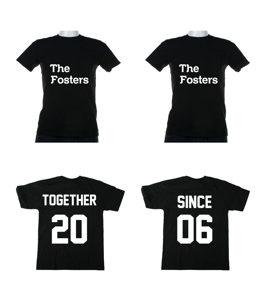 Together Since Couples T Shirts Love Marriage Anniversary