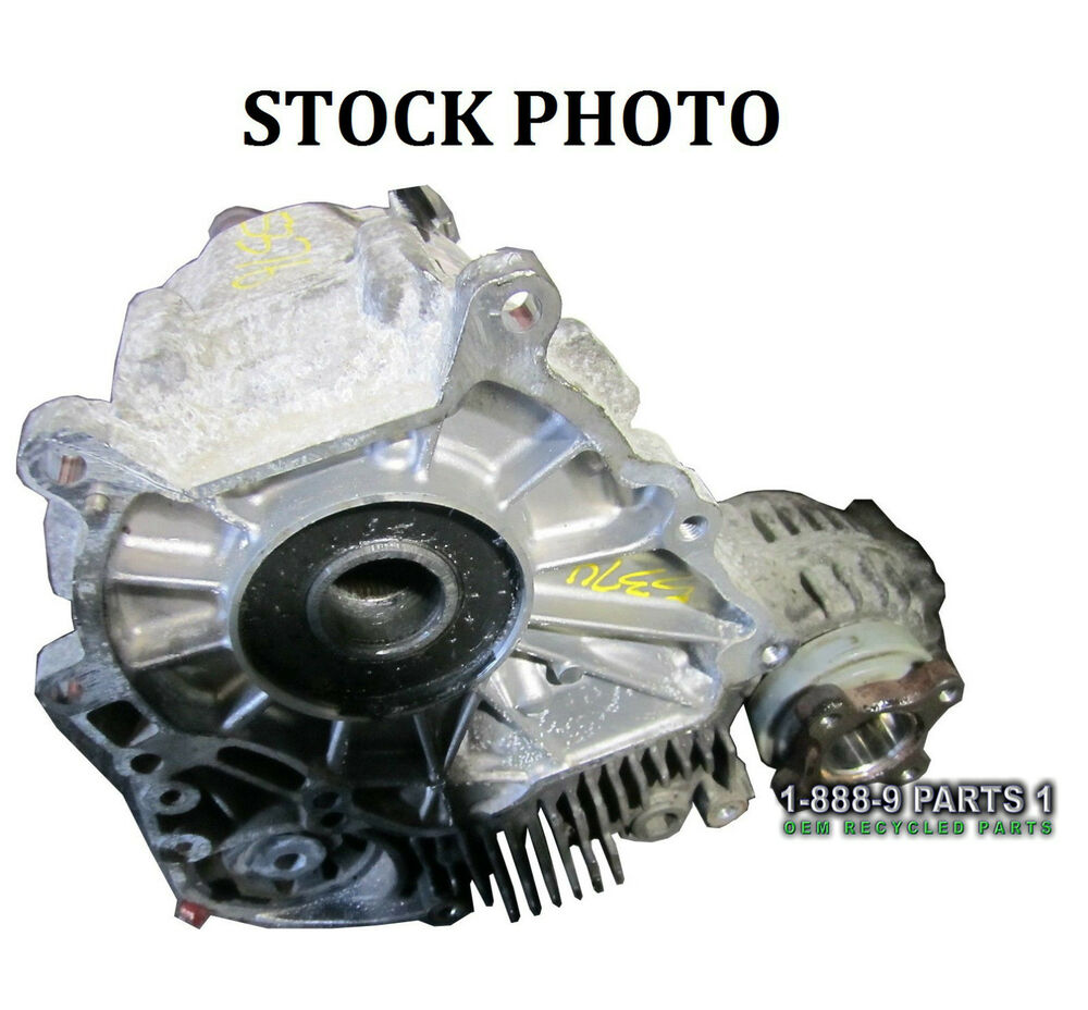 Bmw Xdrive Transfer Case: TRANSFER CASE W/ SHIFT MOTOR AWD BMW 328xi 330xi 335xi E90