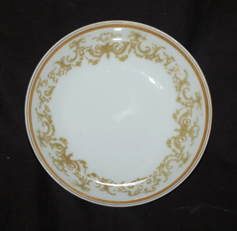 5 dessert bowl haviland china limoges france sch1196 ebay. Black Bedroom Furniture Sets. Home Design Ideas