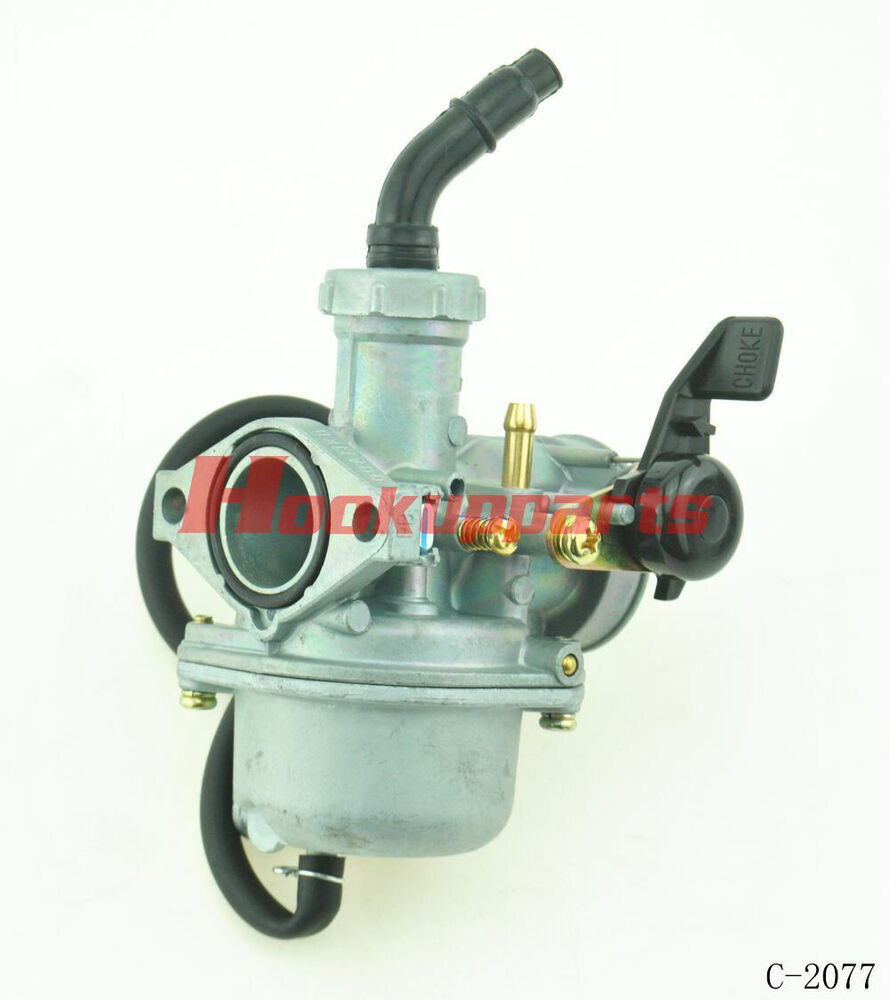 pz22 carburetor for 50cc 110cc 125cc pit bike dirt bike. Black Bedroom Furniture Sets. Home Design Ideas