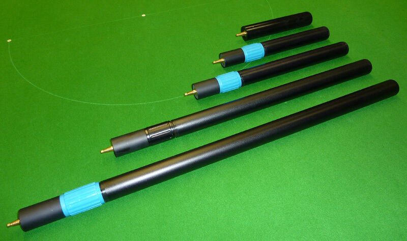 Telescopic Snooker Cue Pool Cue Extensions For Phoenix