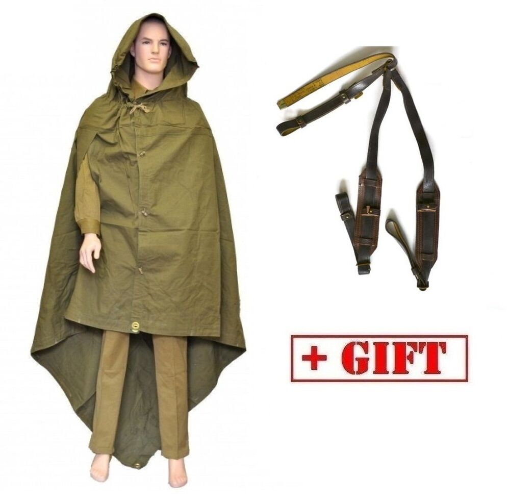 Cloak tent russian soviet ussr army soldier military ...
