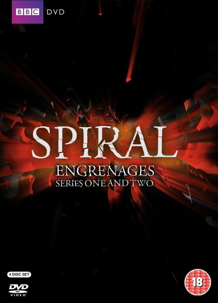 Spiral french tv series 1 2 engrenages dvd ws for French shows