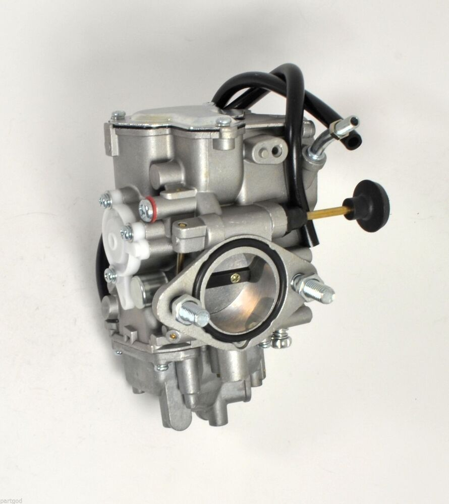 carburetor for yamaha big bear 350 yfm 350 yfm350 2x4 4x4 carb atv 1987 1996 ebay. Black Bedroom Furniture Sets. Home Design Ideas