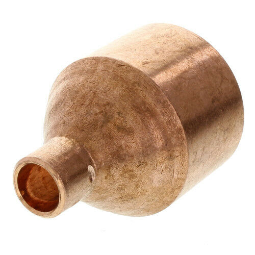 Quot reducing coupling c copper pipe fitting ebay