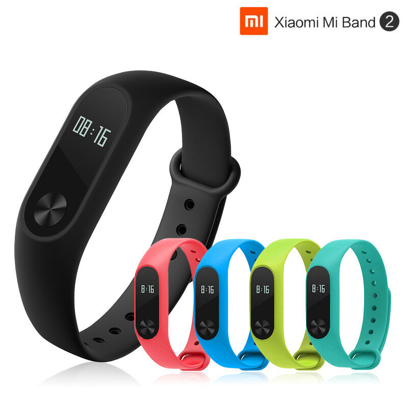 just know xiaomi mi band 2 smart wristband includes full QWERTY