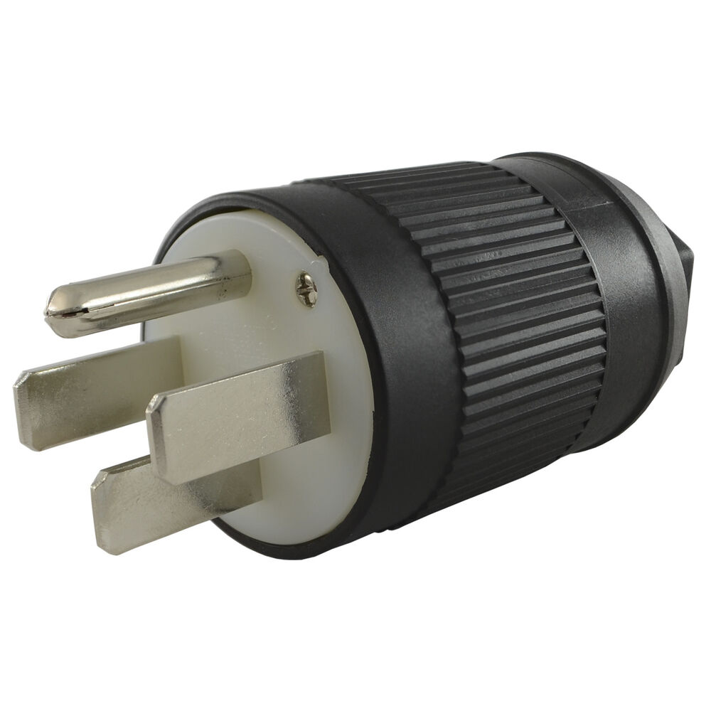 Rv Assembly Replacement Plug Male 50a 125 250v 60837 00