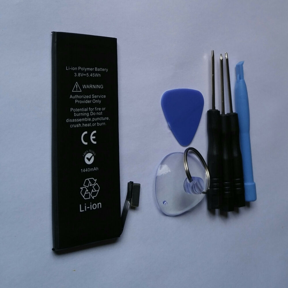 apple iphone 5 battery replacement fits apple iphone 5 genuine oem battery replacement kit 16576