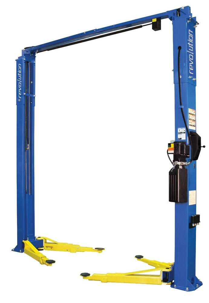 10000 Lb Car Lift >> Rotary Revolution R10 10,000lb 2-post Symmetric Lift (hoist) Free Ship! | eBay