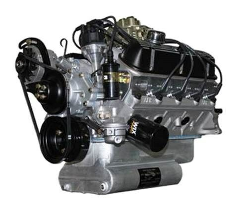 Complete Engines For Sale Page 85 Of Find Or Sell: Shelby Aluminum 289 Crate Engine - 331CI/450HP