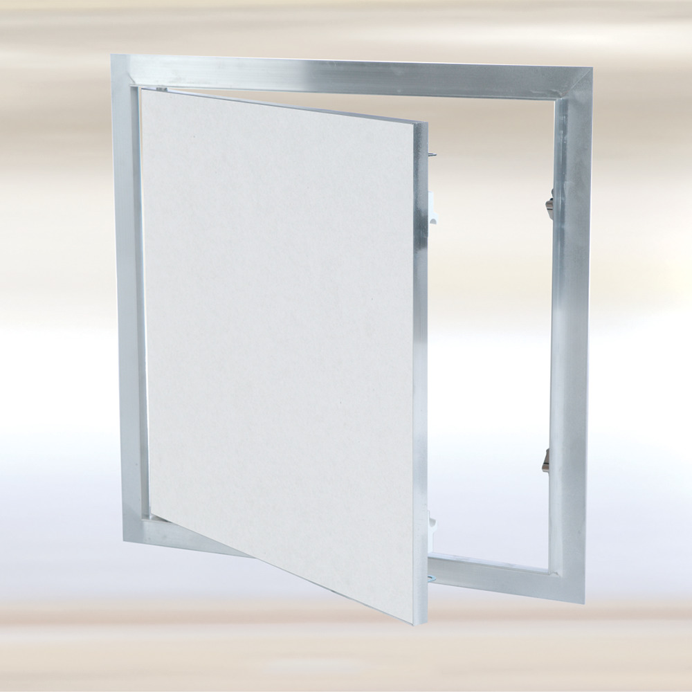 Wall Access Panel : Quot drywall access panel with inlay for wall or