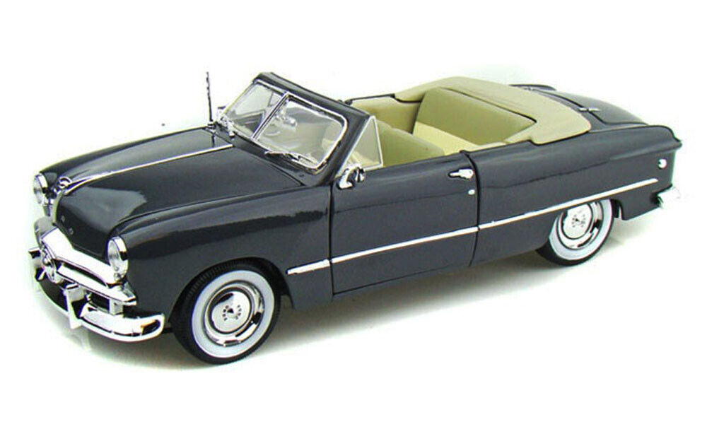 Chevy Special Edition Trucks >> 1949 Ford Convertible Gray Maisto 31682 1/18 Scale Diecast Model Toy Car 764072006598 | eBay