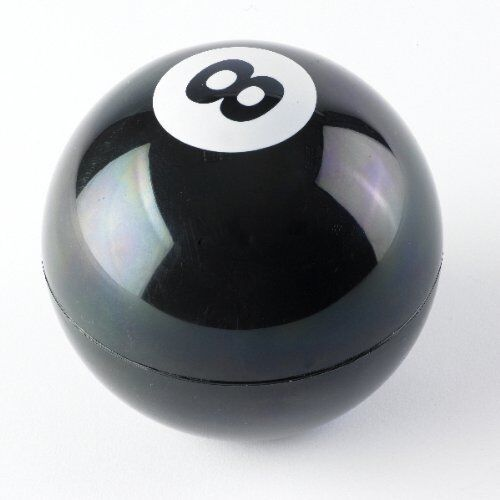 Ball Game Toy : Magic decision ball eight prediction game toy mystic
