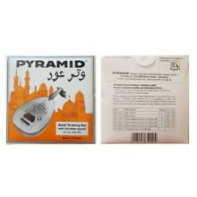 OUD STRINGS PYRAMID ORANGE LABEL,MADE IN GERMANY.