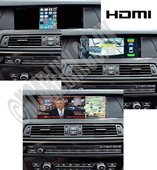 Bmw Idrive Mirroring Hdmi Link Rear Camera Interface For F20 F30 F10 F01 5 X6 X5 Ebay