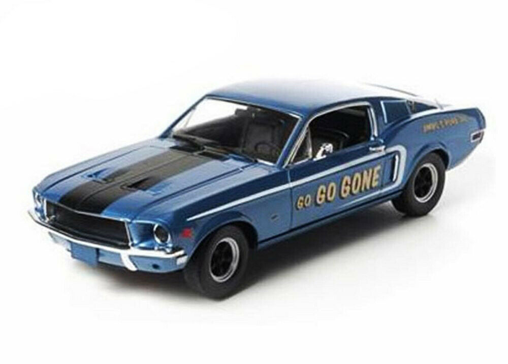1968 ford mustang 2 2 fastback jimbo 39 s pure oil greenlight. Black Bedroom Furniture Sets. Home Design Ideas