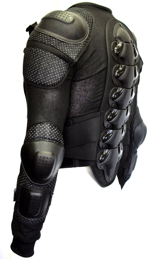 Body Armour Motorcycle Motorbike Motocross Spine Protector