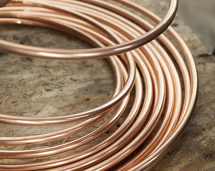 All sizes copper tube pipe plumbing copper pipe choose a for How to convert copper pipe to pvc