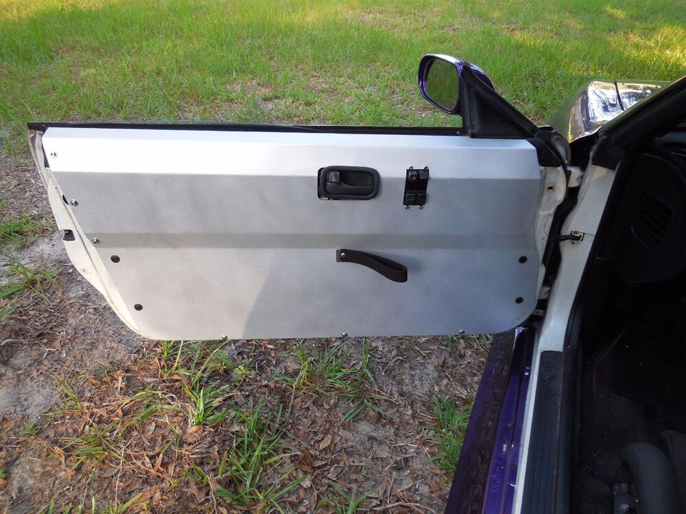 Lrb Speed Aluminum Door Panels Fits S14 95 98 240sx