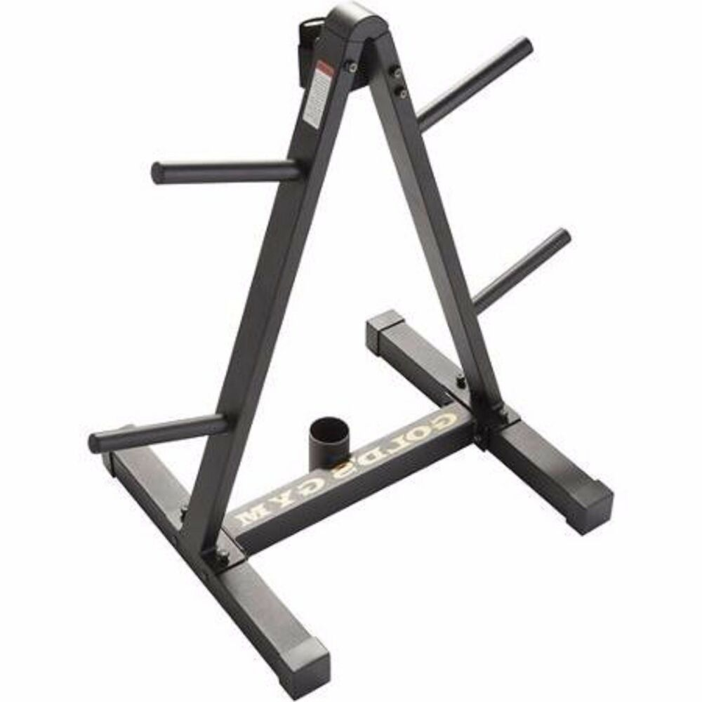 Gold S Weight Rack: Weight Holder Plate Rack Tree Barbell Storage Rack