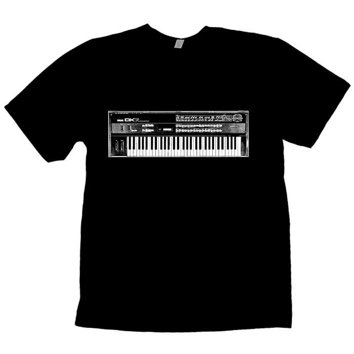 kids 1980 39 s 90 39 s synth synthesizer yamaha dx 7 dx7 t shirt. Black Bedroom Furniture Sets. Home Design Ideas