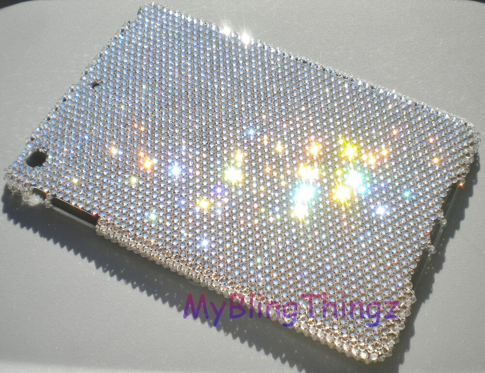 16ss Crystal Rhinestone Diamond Bling Case For Ipad 3 Made