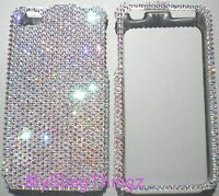 12ss CRYSTAL AB Bling Case for Samsung Stratosphere made with Swarovski Elements