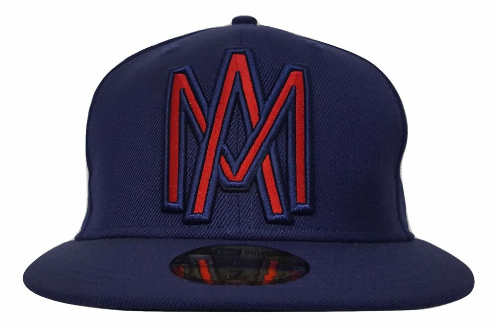 best service 2bd87 0b523 ... cheapest aguilas de mexicali mexico baseball new era 59fifty fitted  flat bill hat cap nwt ebay