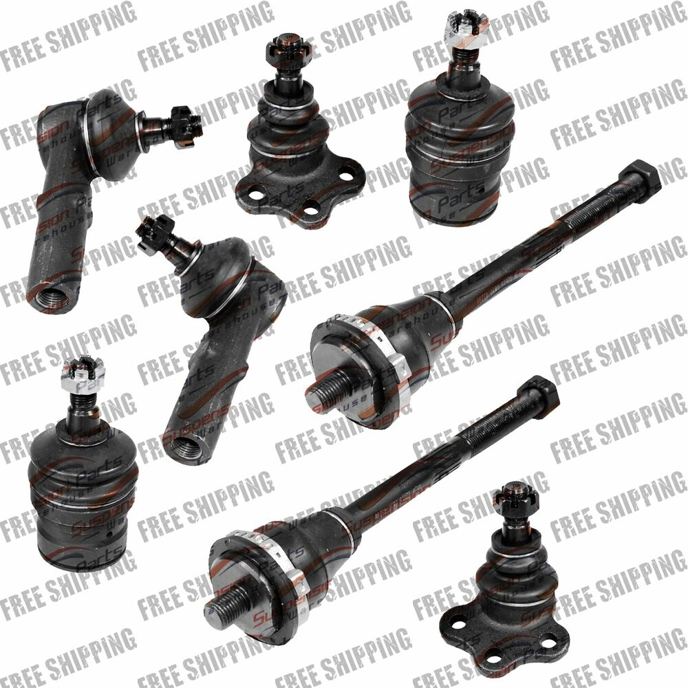 4wd dodge dakota durango front kit suspension ball joint. Black Bedroom Furniture Sets. Home Design Ideas