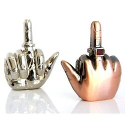 Kyпить Middle Finger with Sound Refillable Butane Torch Lighter 3 Inch. - Free Shipping на еВаy.соm