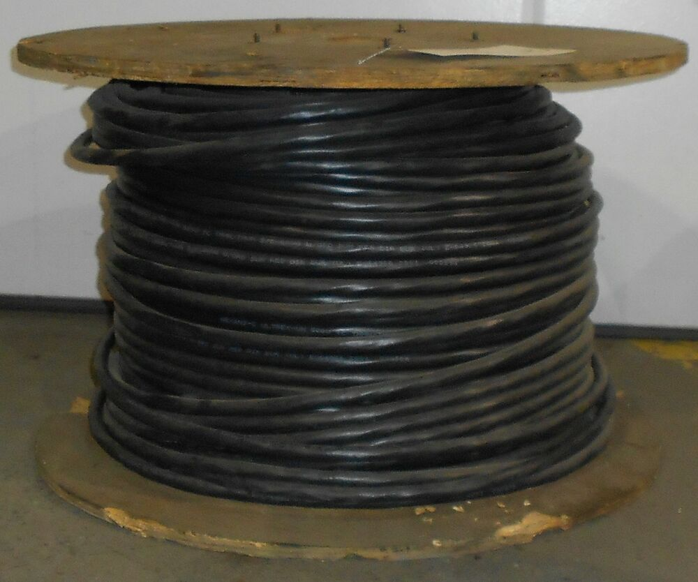 12 Copper Ground Wire : New copper wire awg cond w ground mo ebay