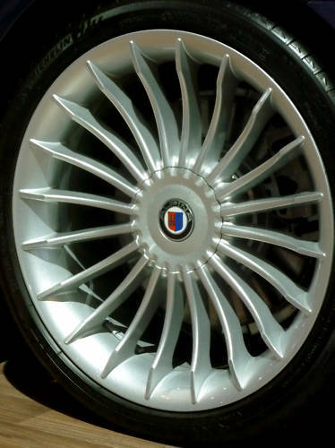 Bmw B7 Alpina 7 Series Genuine Wheels Rims Wheel Set 2009