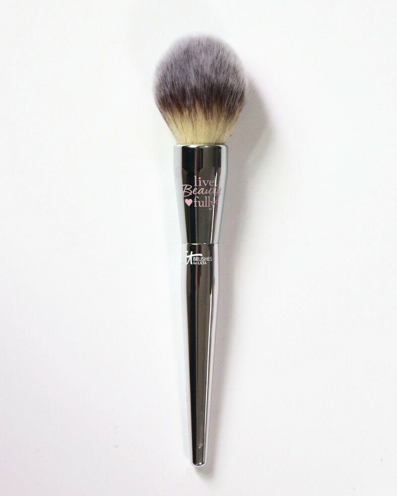 Makeup Brushes And What They Are Used For: #225 IT Cosmetics Brush Ulta Live Beautyfully Complexion