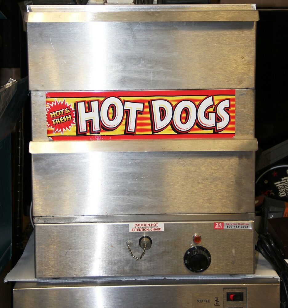 Used Hot Dog Machine For Sale