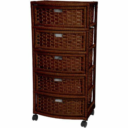 wicker bedroom sets wicker 5 drawer dresser casters wheels bathroom bedroom 13869