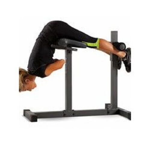 Extension Flat Hyperextension Bench Chair Abs Strength ...
